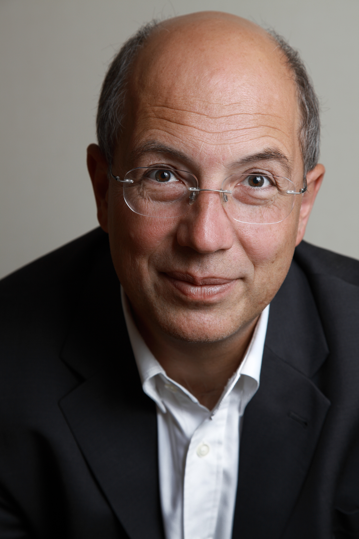 Alain Bosetti, Président du salon